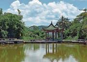 Pavillons und lauschige Teiche – Chinas Gartenarchitektur ist einzigartig. (Bild: Andreas Fässler)