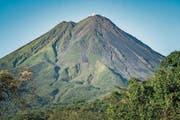 Der Vulkan Arenal ist ein touristischer Hotspot des Landes.