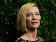 """Ein Vorbild für alle: Cate Blanchett wurde für ihre schauspielerischen Leistungen und ihren """"Mut zu Innovation und Risiko"""" ausgezeichnet. (Bild: /EPA/PETER FOLEY)"""