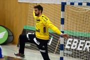 Andi Portmann zeigte gegen den Aufsteiger eine hervorragende Leistung. (Bild: Archiv Nadia Schärli/Neue LZ)