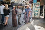 Auf Beiruts Strassen treffen viele Kulturen aufeinander. (Bild: Daniel Ammann)