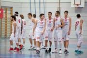 Für Swiss Central Basketball wird der Sonntag vermutlich zum Entscheidungstag. (Bild: Corinne Glanzmann)