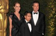 Brad Pitt darf endlich seine Kinder wiedersehen. (Bild: Bang)
