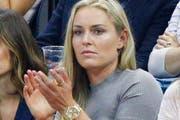 Lindsey Vonn ist scheinbar mit Charlie Ebersol, dem Ex-Freund von Britney Spears, zusammen. (Bild: Keystone)