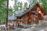 Die Wanderung von Zernez zur Cluozza-Hütte dauert etwa dreieinhalb Stunden. (Bild: Lioba Schneemann)