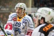 Reto Suri wurde definitiv für die Eishockey-WM aufgeboten. (Bild: Keystone)