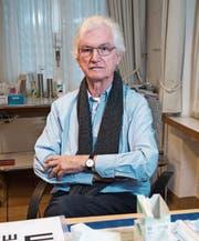 «Eine Hausarztpraxis ist ein finanzielles Risiko»: Werner Sulser aus Trübbach. (Bild: Ralph Ribi)