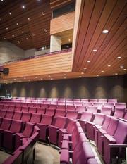 Im Theater St. Gallen haben Regierungsräte zwar keine eigene Loge, erhalten aber Freikarten. (Bild: Ralph Ribi)