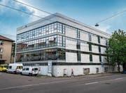 Im Industriebau an der Zürcher Strasse 45 stehen 800 Quadratmeter leer. (Bild: Urs Bucher)