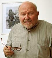 Fotograf und Sozialforscher Roland Gretler. (Bild: Keystone (4.9.2013))