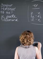 Mangelware Französischlehrerin: Thurgauer Primarschulen haben Mühe, Lehrkräfte für das Fach zu finden. (Bild: Mareycke Frehner)