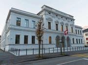 Das Bundesstrafgericht in Bellinzona hat die Beschwerden der Frauenfelder Mafiosi gegen deren Auslieferung abgelehnt. (Bild: Tatiana Scolari/Keystone)