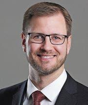 Patrick Guidon, Präsident des St. Galler Kantonsgerichts. (Bild: PD)