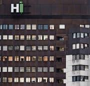 Das Kantonsspital St. Gallen ist in die Negativschlagzeilen geraten. (Bild: Benjamin Manser)