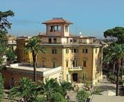 Das Gebäude der Schweizerschule Rom. (Bild: PD)