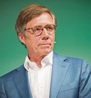 Erfahrung mit politischen Stürmen: Kurt Weigelt, Markus Bänziger. (Bilder: Urs Bucher, PD)