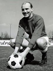 Jean-Paul Biaggi hütete von 1968 bis 1971 das Tor des FC St.Gallen. (Bild: Archiv «St. Galler Tagblatt»)