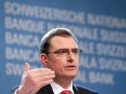"""SNB-Präsident Thomas Jordan: """"Die Widerstandskraft unseres gesamten Bankensystems hat markant zugenommen."""" (Bild: Keystone/PETER KLAUNZER)"""