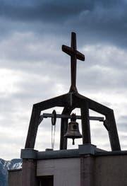 Das Institut Sancta Maria der Piusbrüder in Wangs lehrt nach strengen christlichen Werten – mit dem Segen des Kantons. (Bild: Urs Bucher)