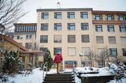 Das heutige Spital in Appenzell. (Bild: Ralph Ribi (Appenzell, 4. Dezember 2017))