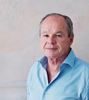 Der ehemalige Chefredaktor und Verleger der «Obersee-Nachrichten», Bruno Hug. (Bild: Dominic Steinmann)