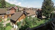 Rebstein: 4,26 Quadratkilometer Fläche; 4454 Einwohner; 38,4 Prozent katholisch; 69,2 Prozent Schweizer. (Bilder: Hanspeter Schiess)