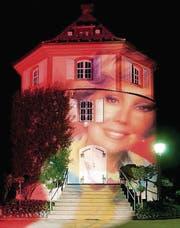 Erinnerung an die grosse Sopranistin auf der Insel Mainau. (Bild: pd)