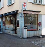 Die Bartolomé Bar plant eine Zigarren-Lounge. (Bild: Christoph Renn)