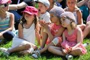 Das Kinderfest - ein Höhepunkt im städtischen Veranstaltungskalender. (Bild: Donato Caspari)