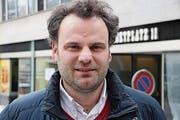 Besnik Ziba, 42, Taxifahrer, St.Gallen. (Bild: tb)