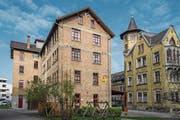 Das Jufa-Hotel in Bregenz. (Bild: Guenter Lenz)