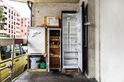 Unverkäufliche Reste können bei der Restessbar gratis abgeholt werden. (Bild: Sabrina Stübi)