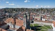 Die Bevölkerungszahlen der Stadt St.Gallen gehen seit Jahren zurück. (Bild: Ralph Ribi)