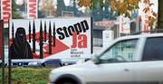 Eine Aussage eines Thurgauer SVP-Politikers im Abstimmungskampf um die Minarett-Initiative hatte einen jahrelangen Rechtsstreit zur Folge. (Bild: Donato Caspari (12. November 2009))
