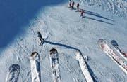 Die Teilnahme am Skilager ist nicht selbstverständlich. Für die Alleinerziehende sind 150 Franken zu viel. (Bild: Urs Bucher)