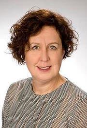 Anke Gähme ist Regionalleiterin der Unia Ostschweiz und Graubünden. (Bild: PD)