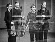 Mitreissender Klang: Das Signum Quartett. (Bild: pd)