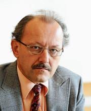 Thomas Hansjakob (13.2.1956 – 4.1.2018) (Bild: Urs Bucher (St. Gallen, 19. November 2010))