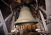 Bundesrichter haben diese Woche entschieden, dass die Glocken der evangelischen Kirche Wädenswil auch künftig nachts jede Viertelstunde schlagen dürfen. (Symbolbild) (Bild: OLIVER BERG (DPA dpa))