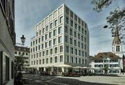 Rathaus Altstätten (2015), Allemann Bauer Eigenmann Architekten. (Bilder: Joshua Loher)