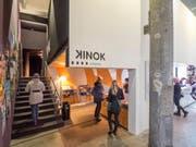 Im Kinok in der Lokremise finden pro Jahr über 1200 Vorstellungen statt. (Bild: Hanspeter Schiess)