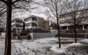 Das Schulhaus Boppartshof ist zwar schon 50 Jahre alt, für den Schulbetrieb aber immer noch zeitgemäss. (Bild: Mareycke Frehner)