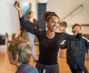 Workshops und Aufführung: Zum dritten Mal kommt das Bundesjugendballett Hamburg nach Münsterlingen. (Bild: Reto Martin (20.10.2015))