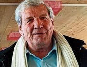 Guido Palatini ist heute 76. Noch immer schaut er jeden Tag im Malergeschäft vorbei. (Bild: PD)