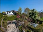 Versteckt: Diese Villa in Thal bietet seiner Hausherrschaft Diskretion.