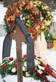 Sterben wird privater: Die Stadt St.Gallen publiziert keine Todesfälle mehr. (Bild: Ralph Ribi)