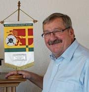 Bruno Sacchet hat die Geschichte der Sulger Schützengesellschaft aufgearbeitet. (Bild: Hannelore Bruderer)