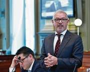 Martin Klöti, FDP, Departement des Innern (Bild: Regina Kühne)