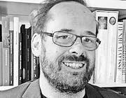 Chris van Uffelen Kunsthistoriker, Programmleiter Niggli und Benteli (Bild: pd)