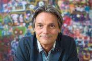 Jürg Niggli, Stiftung Suchthilfe. (Bild: Urs Bucher)